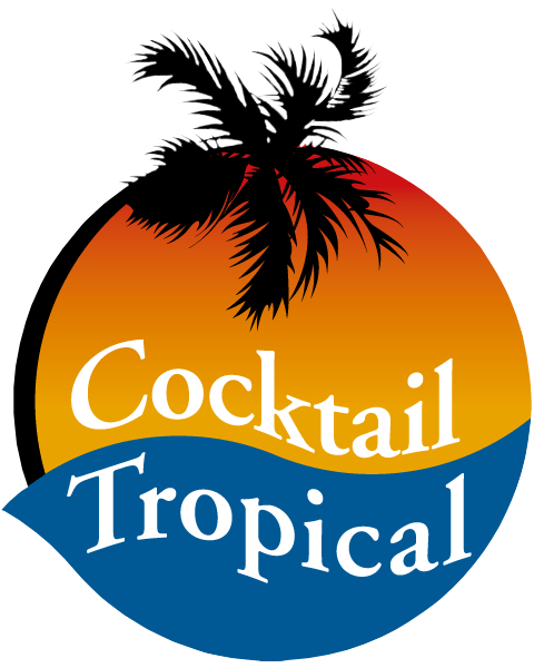logo Cocktail Tropical - Jose Santos